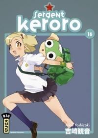 Mine Yoshizaki - Keroro Tome 16 : .