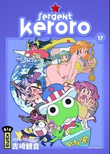 Mine Yoshizaki - Keroro Tome 17 : .