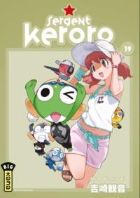 Mine Yoshizaki et Frédéric Malet - Keroro Tome 19 : .