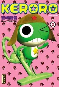 Mine Yoshizaki - Keroro Tome 2 : .
