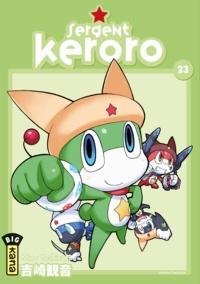 Mine Yoshizaki - Keroro Tome 23 : .