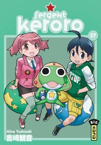 Mine Yoshizaki - Keroro Tome 27 : .
