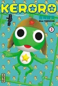 Mine Yoshizaki - Keroro Tome 3 : .