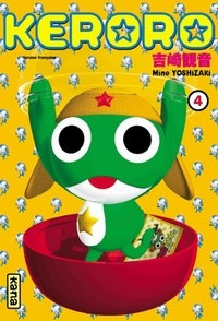 Mine Yoshizaki - Keroro Tome 4 : .