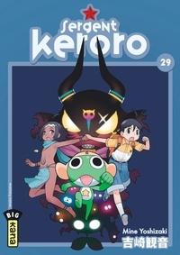 Télécharger des livres gratuitement Sergent Keroro - Tome 29 par Mine Yoshizaki PDB DJVU