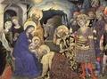 Minedition - Calendrier de l'avent : Noël et les Rois mages - Peintres de la Renaissance.