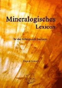 Mineralogisches Lexicon - für das Königreich Sachsen.