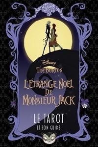Minerva Siegel et Abigail Largon - L'étrange Noël de Monsieur Jack - Le tarot et son guide. Avec 78 cartes.