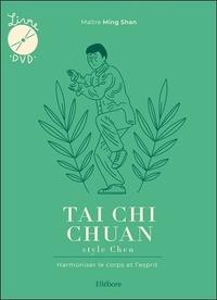 Ming Shan - Tai Chi Chuan style Chen - Harmoniser le corps et l'esprit. 1 DVD