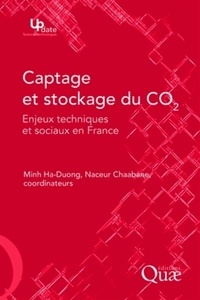 Minh Ha-Duong et Naceur Chaabane - Captage et stockage du CO2 - Enjeux techniques et sociaux en France.