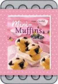 Mini-Muffins-Set - Die besten Rezepte für süße und herzhafte Mini-Muffins. Mit 24er-Backform..