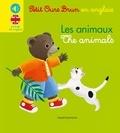 Danièle Bour - Mini sonore Petit Ours Brun en anglais - Les animaux.