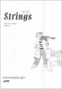 Mini Strings 1 - Klavierbegleitung.
