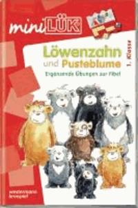 miniLÜK. Löwenzahn und Pusteblume: Ergänzende Übungen zur Fibel.