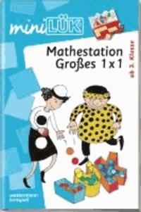 miniLÜK. Mathestation Großes 1 x 1: Ab 3 Klasse.