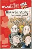 miniLÜK. Erfindungen und Erfinder 2: Darwin, Edison, Curie, Einstein.