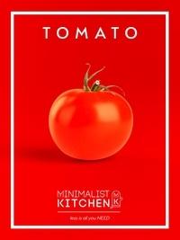 Minimalist Kitchen - Tomato.