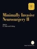 Minimally Invasive Neurosurgery 2.