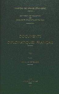 Ministère Affaires Etrangères - Documents diplomatiques français 1920 - Tome 2 (19 mai-23 septembre).