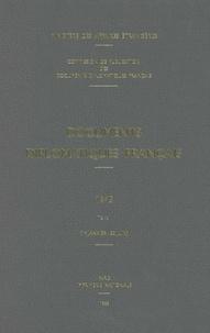 Ministère Affaires Etrangères - Documents diplomatiques français 1945 - Tome 1 (1er janvier-30 juin).