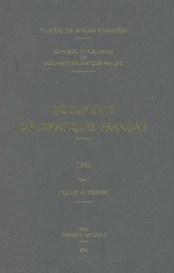 Ministère Affaires Etrangères - Documents diplomatiques français 1945 - Tome 2 (1er juillet-31 décembre).
