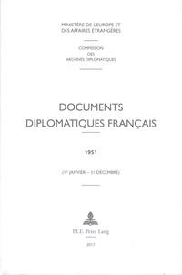 Documents diplomatiques français 1951 - 1er janvier - 31 décembre.pdf