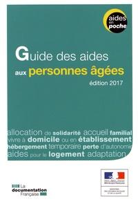 Ministère Affaires Sociales - Guide des aides aux personnes âgées.
