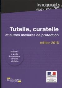 Ministère Affaires Sociales - Tutelle, curatelle et autres mesures de protection.