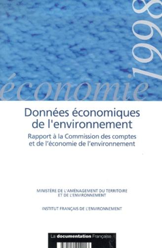 Ministère Aménagement Territoi et  IFEN - .