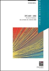 Ministère de l'Economie et  INSEE - .