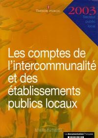 Accentsonline.fr Les comptes de l'intercommunalité et des établissements publics locaux Image