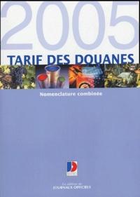 Tarif des douanes - 2 Volumes.pdf