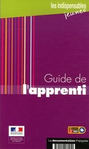 Ministère de l'Emploi - Guide de l'apprenti.