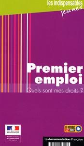 Ministère de l'Emploi - Premier emploi - Quels sont mes droits ?.