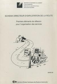 Histoiresdenlire.be Schéma directeur d'exploitation de la route E9319 - Premiers éléments de réflexion pour l'organisation des services Image