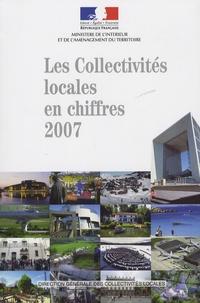 Ministère de l'Intérieur - Collectivités locales en chiffres : 2007.