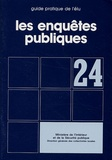 Ministère de l'Intérieur - Les enquêtes publiques.
