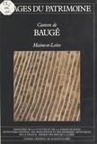 Ministère de la Culture - Canton de Baugé, Maine-et-Loire.