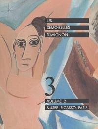 Ministère de la culture et de et  Musée Picasso - Les demoiselles d'Avignon (2) - Catalogue de l'exposition, Paris, Musée Picasso, 26 janvier - 18 avril 1988.