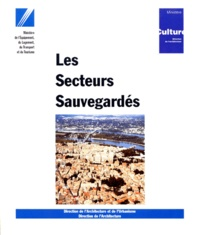 Ministère de la Culture - Les secteurs sauvegardés.