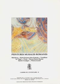 Ministère de la Culture - Peintures murales romanes.