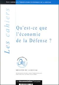 Ministère de la Défense - .