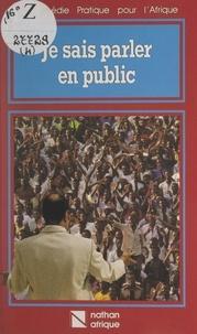 Ministère des relations extéri et Alain Bréal - Je sais parler en public - 35 discours modèles.