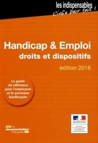 Ministère du Travail - Handicap & Emploi - Droits et dispositifs.