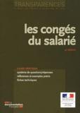 Ministère du Travail - Les congés du salarié.