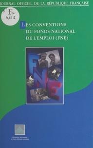 Ministère du Travail - Les conventions du Fonds national de l'emploi.