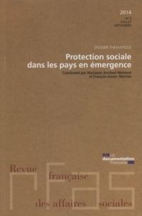 Ministère du Travail et Marianne Berthod-Wurmser - Protection sociale et pays en émergence.