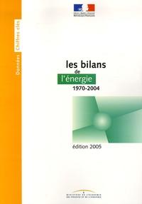 Rhonealpesinfo.fr Bilans de l'énergie de la France - 1970-2004 Image