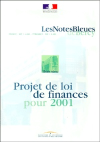 Projet de loi de finances pour 2001.pdf