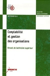 Deedr.fr Comptabilité et gestion des organisations - Brevet de Technicien Supérieur Image